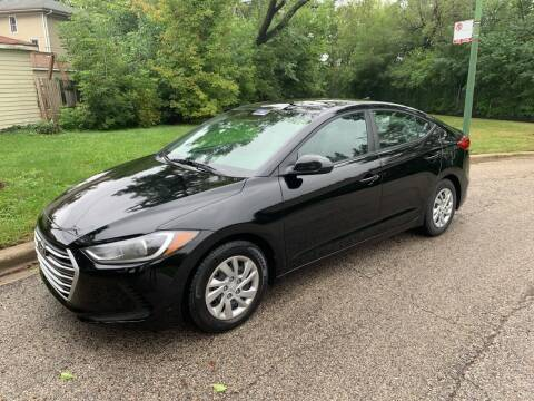 2017 Hyundai Elantra for sale at Buy A Car in Chicago IL
