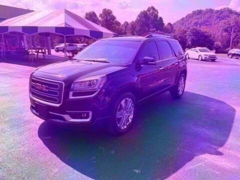 2017 GMC Acadia Limited for sale at Tim Short Auto Mall in Corbin KY