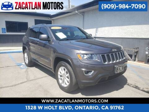 2014 Jeep Grand Cherokee for sale at Ontario Auto Square in Ontario CA