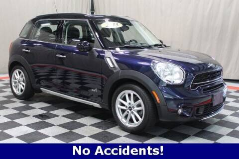 2015 MINI Countryman for sale at Vorderman Imports in Fort Wayne IN