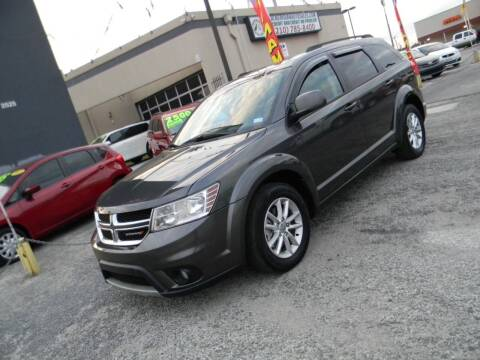 2014 Dodge Journey for sale at Meridian Auto Sales in San Antonio TX