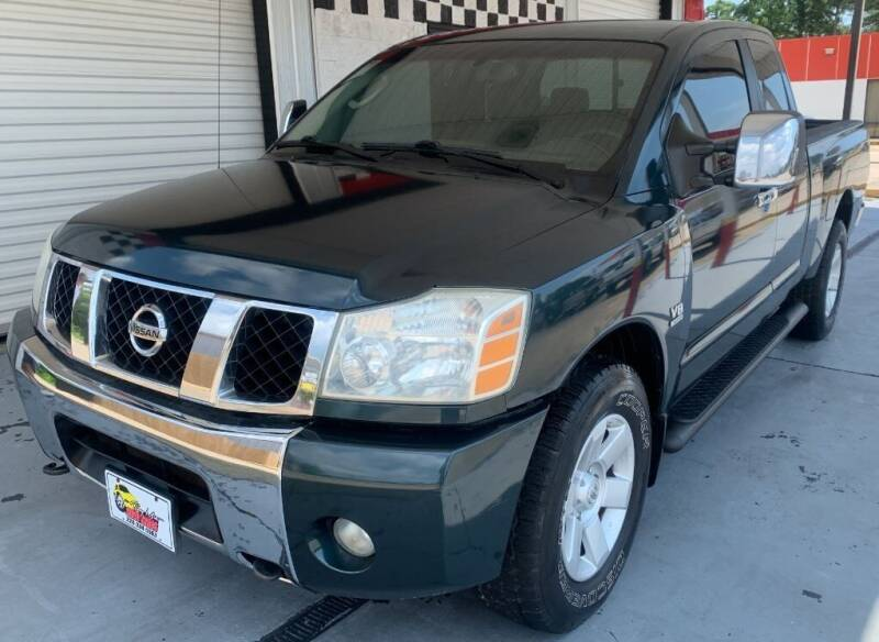 2004 Nissan Titan for sale at Tiny Mite Auto Sales in Ocean Springs MS