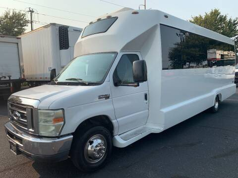 2008 Ford E-Series Chassis for sale at Boss Motor Company in Dallas TX