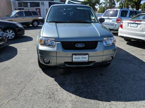 2006 Ford Escape Hybrid for sale at Auto City in Redwood City CA