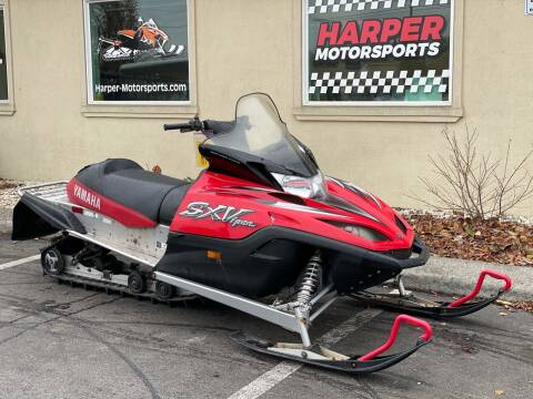 2003 Yamaha Viper 700 Triple(Rebuilt Title for sale at Harper Motorsports in Post Falls ID