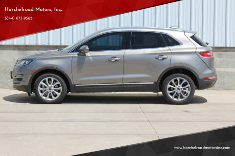 2016 Lincoln MKC for sale at Harchelroad Motors, Inc. in Imperial NE