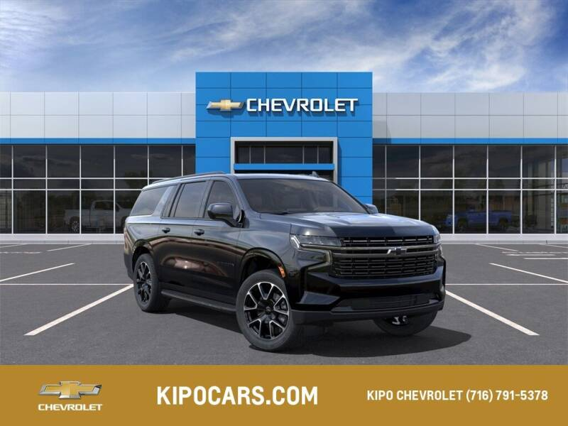2021 Chevrolet Suburban for sale in Ransomville, NY