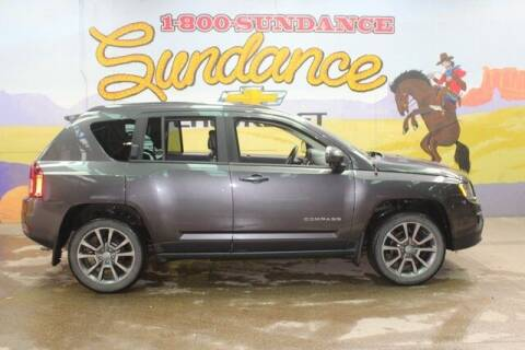 2015 Jeep Compass for sale at Sundance Chevrolet in Grand Ledge MI