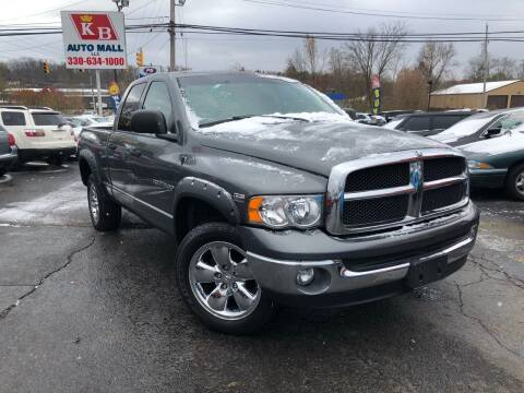 2005 Dodge Ram Pickup 1500 for sale at KB Auto Mall LLC in Akron OH
