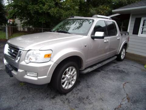2008 Ford Explorer Sport Trac for sale at Good To Go Auto Sales in Mcdonough GA