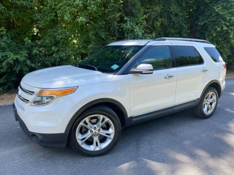 2013 Ford Explorer for sale at Import Performance Sales in Raleigh NC