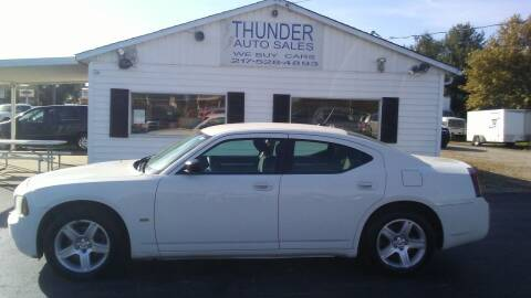 2008 Dodge Charger for sale at Thunder Auto Sales in Springfield IL