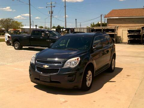 2013 Chevrolet Equinox for sale at Brown's Truck Accessories Inc in Forsyth IL