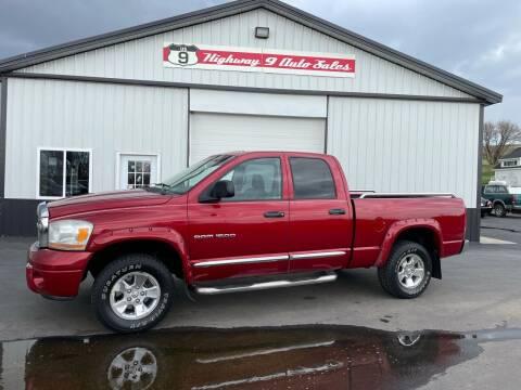 2006 Dodge Ram Pickup 1500 for sale at Highway 9 Auto Sales - Visit us at usnine.com in Ponca NE