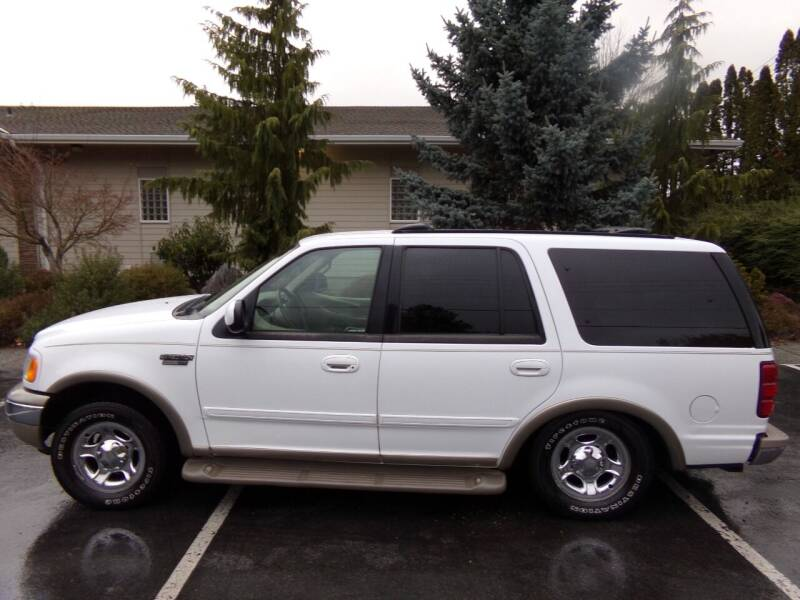 2002 Ford Expedition for sale at Signature Auto Sales in Bremerton WA