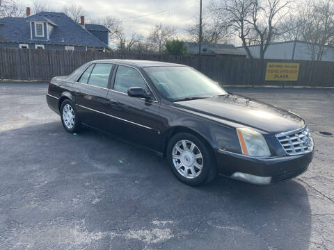 2008 Cadillac DTS for sale at Elliott Autos in Killeen TX