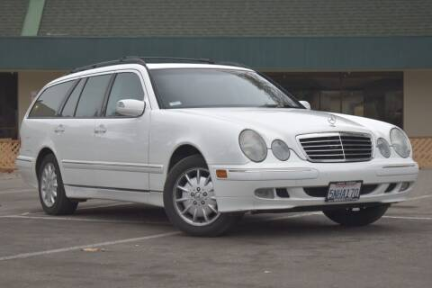 2000 Mercedes-Benz E-Class for sale at Mission City Auto in Goleta CA