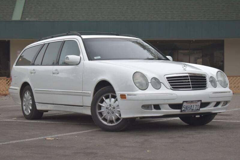 2000 Mercedes-Benz E-Class for sale at Mission City Auto in Goleta CA