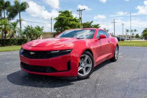 2020 Chevrolet Camaro for sale at Guru Auto Sales in Miramar FL