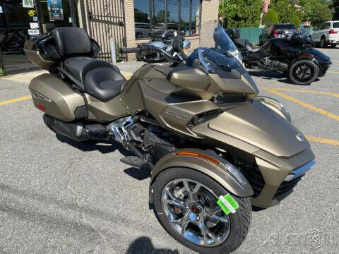 2021 Can-Am Spyder F3 for sale at ROUTE 3A MOTORS INC in North Chelmsford MA