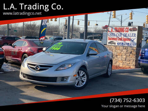 2010 Mazda MAZDA6 for sale at L.A. Trading Co. Woodhaven in Woodhaven MI