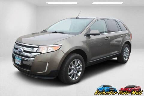 2013 Ford Edge for sale at Rochester Auto Mall in Rochester MN