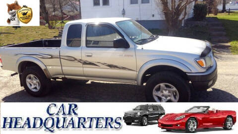2003 Toyota Tacoma for sale at CAR  HEADQUARTERS in New Windsor NY