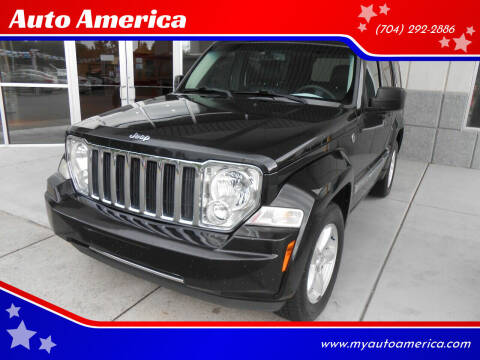 2012 Jeep Liberty for sale at Auto America in Charlotte NC