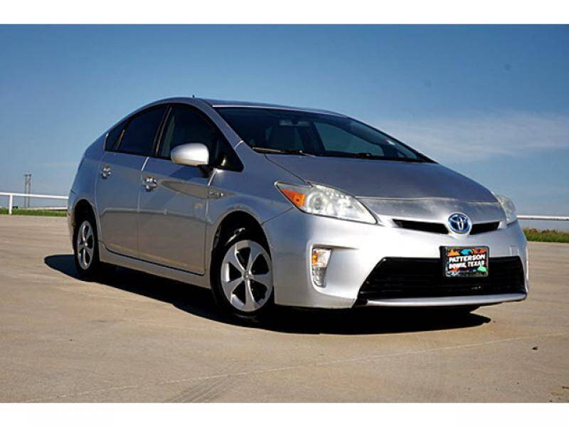 2012 Toyota Prius for sale in Bowie, TX