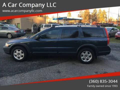 2005 Volvo XC70 for sale at A Car Company LLC in Washougal WA