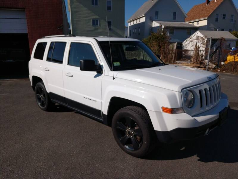2012 Jeep Patriot for sale at A J Auto Sales in Fall River MA