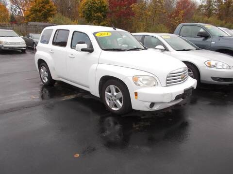 2011 Chevrolet HHR for sale at MATTESON MOTORS in Raynham MA