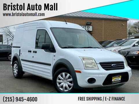 2010 Ford Transit Connect for sale at Bristol Auto Mall in Levittown PA