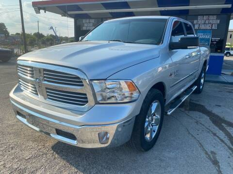2018 RAM Ram Pickup 1500 for sale at Cow Boys Auto Sales LLC in Garland TX