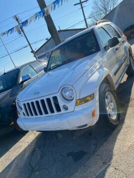 2007 Jeep Liberty for sale at Car Barn of Springfield in Springfield MO