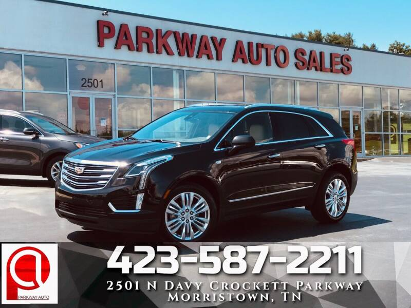 2019 Cadillac XT5 for sale at Parkway Auto Sales, Inc. in Morristown TN