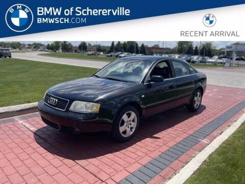 2002 Audi A6 for sale at BMW of Schererville in Shererville IN