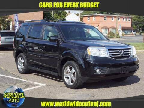 2013 Honda Pilot for sale at Worldwide Auto in Hamilton NJ