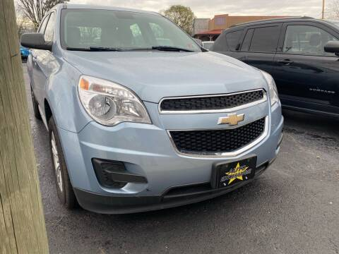 2015 Chevrolet Equinox for sale at Auto Exchange in The Plains OH