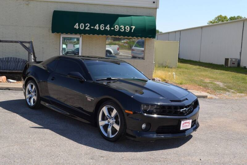 2012 Chevrolet Camaro for sale at Eastep's Wheels in Lincoln NE