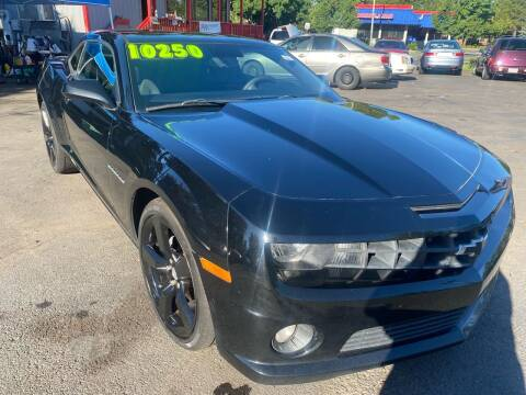 2011 Chevrolet Camaro for sale at Blue Line Auto Group in Portland OR