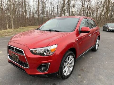 2013 Mitsubishi Outlander Sport for sale at Lighthouse Auto Sales in Holland MI
