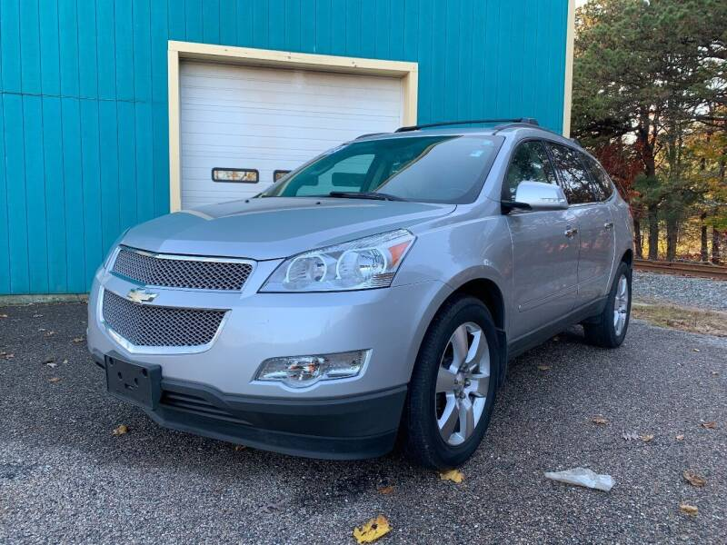 2012 Chevrolet Traverse for sale at Mutual Motors in Hyannis MA