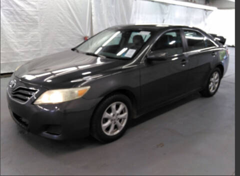 2011 Toyota Camry for sale at MFT Auction in Lodi NJ