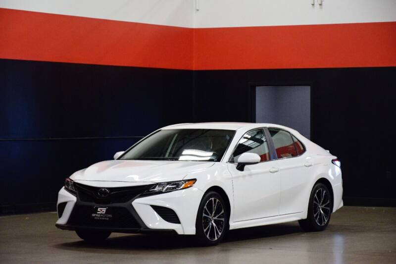 2019 Toyota Camry for sale in Hillsboro, OR