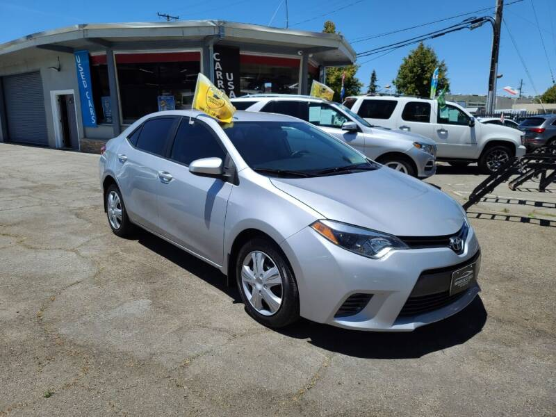2016 Toyota Corolla for sale at Imports Auto Sales & Service in San Leandro CA
