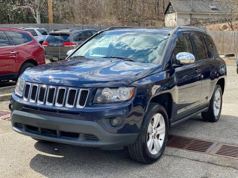 2015 Jeep Compass for sale at AMA Auto Sales LLC in Ringwood NJ