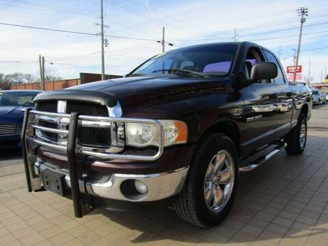 2004 Dodge Ram Pickup 1500 for sale at A & A IMPORTS OF TN in Madison TN