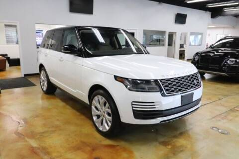2018 Land Rover Range Rover for sale at RPT SALES & LEASING in Orlando FL