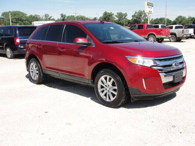 2014 Ford Edge for sale at Frieling Auto Sales in Manhattan KS